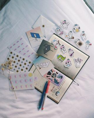 SEVENTEEN Stickers and Mini Artprints