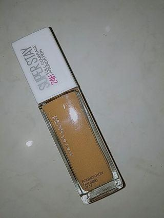 Maybelline SUPERSTAY FOUNDATION SHADE 320