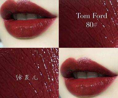 🍀READY STOCK🍀Tom Ford Lipstick