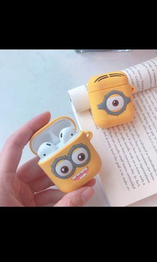 MINIONS AIRPODS CASING
