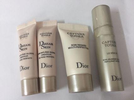 Dior Samples