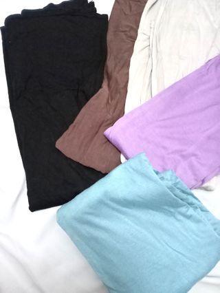 Jersey shawl