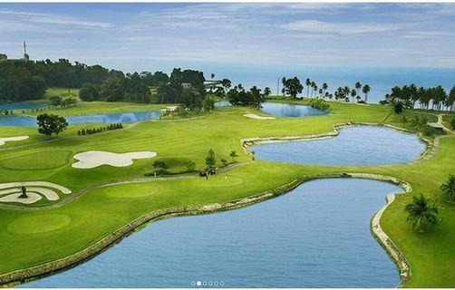 Batam Golf  palm Spring Package 2D1N