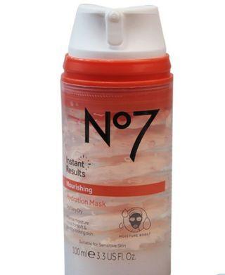 英國品牌 No.7冰淇淋面膜