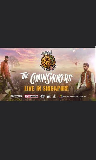 [below costs price] The chainsmokers cat 1