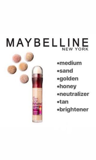 maybelline new fit age rewind concealer