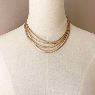 Baublebar Sugarfix Trendy Multi Chain Necklace