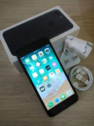 iPhone 7 plus 32gb Blackmate