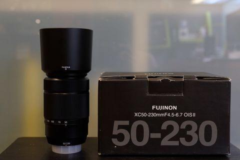 🚚 FUJIFILM 50-230mm F/4.5-6.7 OIS II