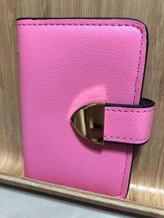 🚚 PINK POCKET SIZE-Card Holders - Free Local Normal Mail