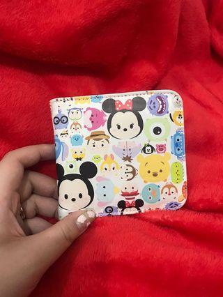 Tsum Tsum Wallet - dompet anak / dewasa