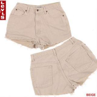 F21 Khaki Shorts