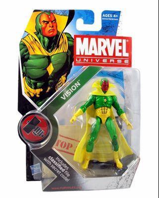 Marvel Universe Vision
