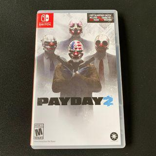 Nintendo Switch - Payday 2