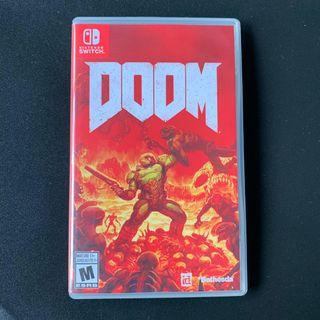 Nintendo Switch - DOOM