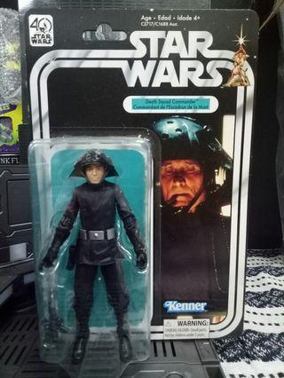 Star Wars Black Series 40th Death Squad Commander.