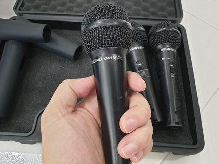 🚚 Behringer XM1800S Microphone