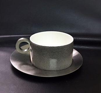 全新工業風設計杯盤組