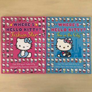 🚚 BN 💞SANRIO💞 Hello Kitty Activity Books (Children/ Kids Toy)
