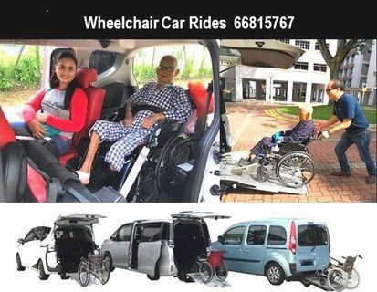 Wheelchair Transport (Cars)
