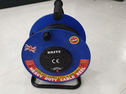 🚚 Extension cable reel