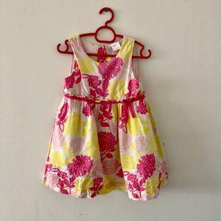 Baby Girl Colourful Dress