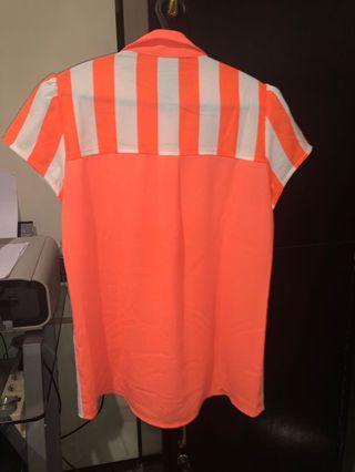 Kemeja Neon/ Neon Shirt