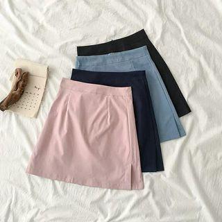 [PO] 2019 Korean summer style a-line skirt