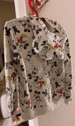 米老鼠、唐老鴨、兒童衣服,實際尺寸15號