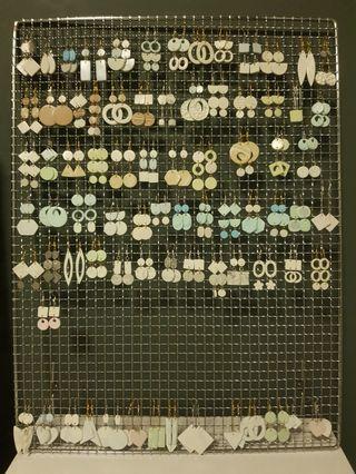 🚚 Handmade Clay Earrings