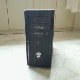 Intel i5-4570 / 16GB DDR3 / 120GB SSD / 500W PSU