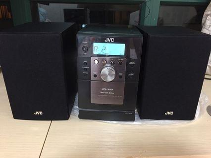 JVC 音響組合 Hi Fi