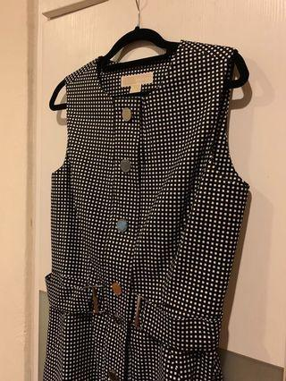 Sale! Michael Kors checked dress