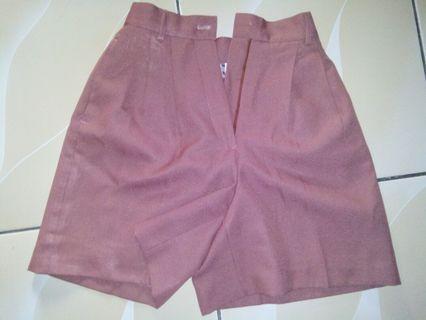 #BAPAU - Celana Pendek formal