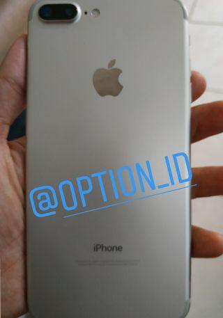 Iphone 7 plus 128gb silver model MN492LL/A