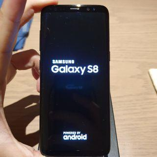 Samsung Galaxy S8 kondisi 99% baru