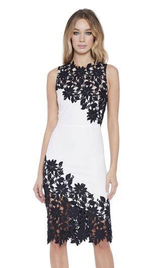 Alice and olivia sheath dress
