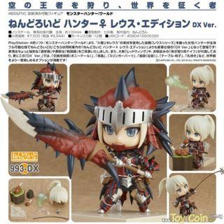 Nendoroid Female Hunter Rathalos Edition DX Ver. by Good Smile Company