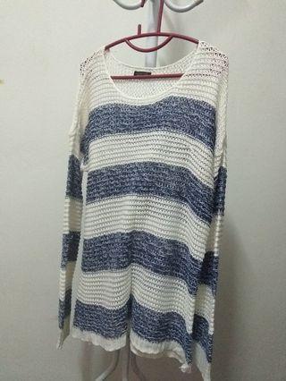 Long Knitted Wear