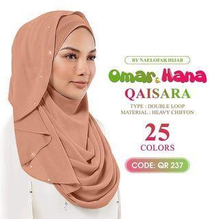 QAISARA by Omar& Hana Collection