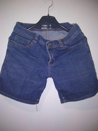 #BAPAU Celana Jeans Pendek
