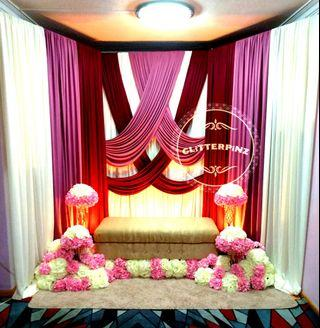 Home mini dais / pelamin