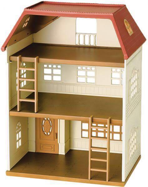 3 Story House Silvanian Family