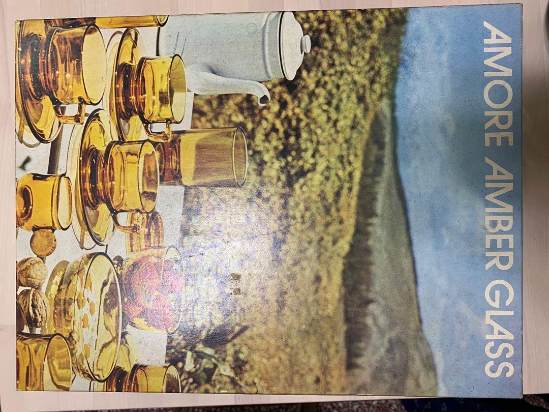 昭和70年代茶杯套裝