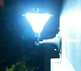 太阳能超亮庭院燈