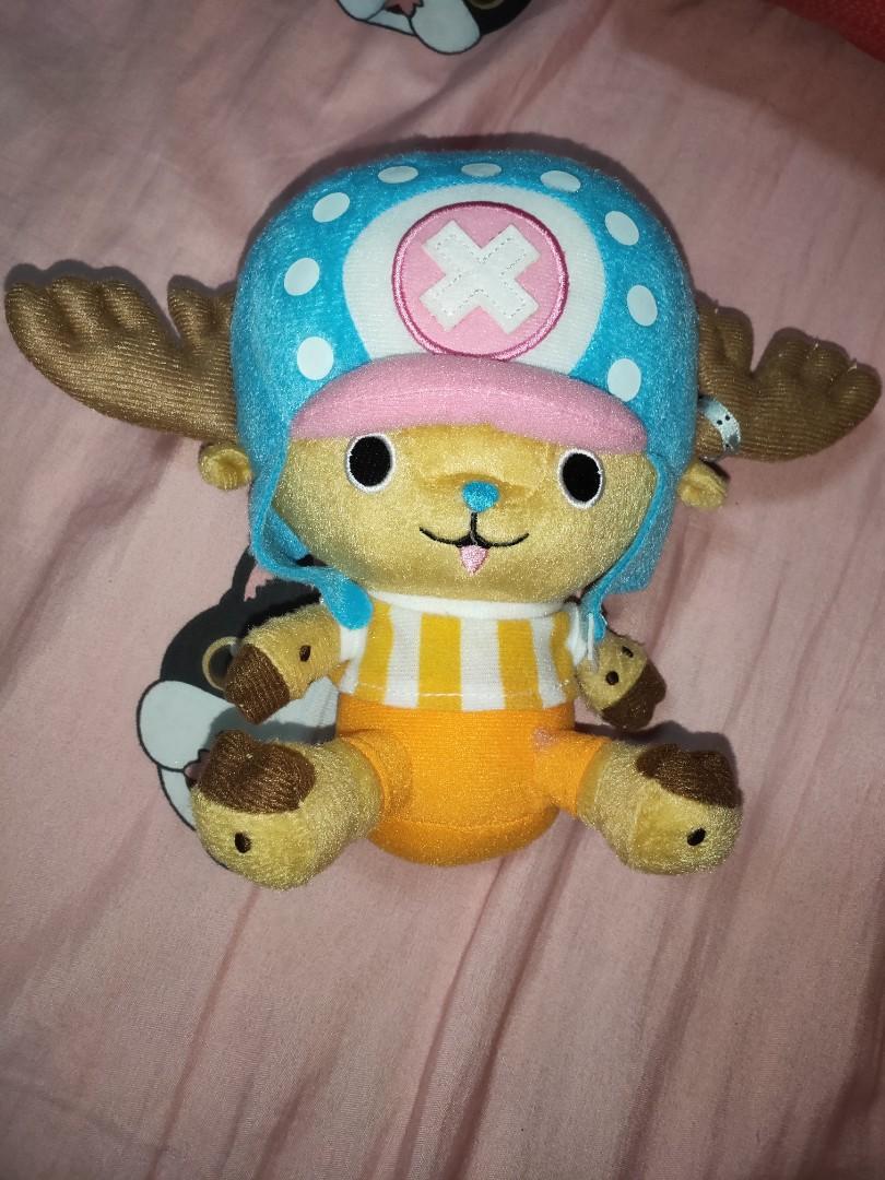 (現貨) 喬巴 航海王 娃娃 6吋左右 正版