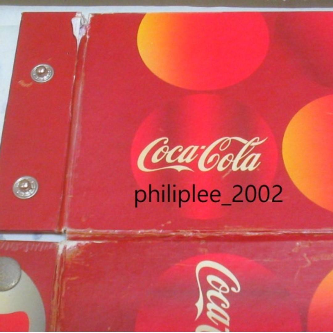 可口可樂 儲物盒 Coca Cola storage box