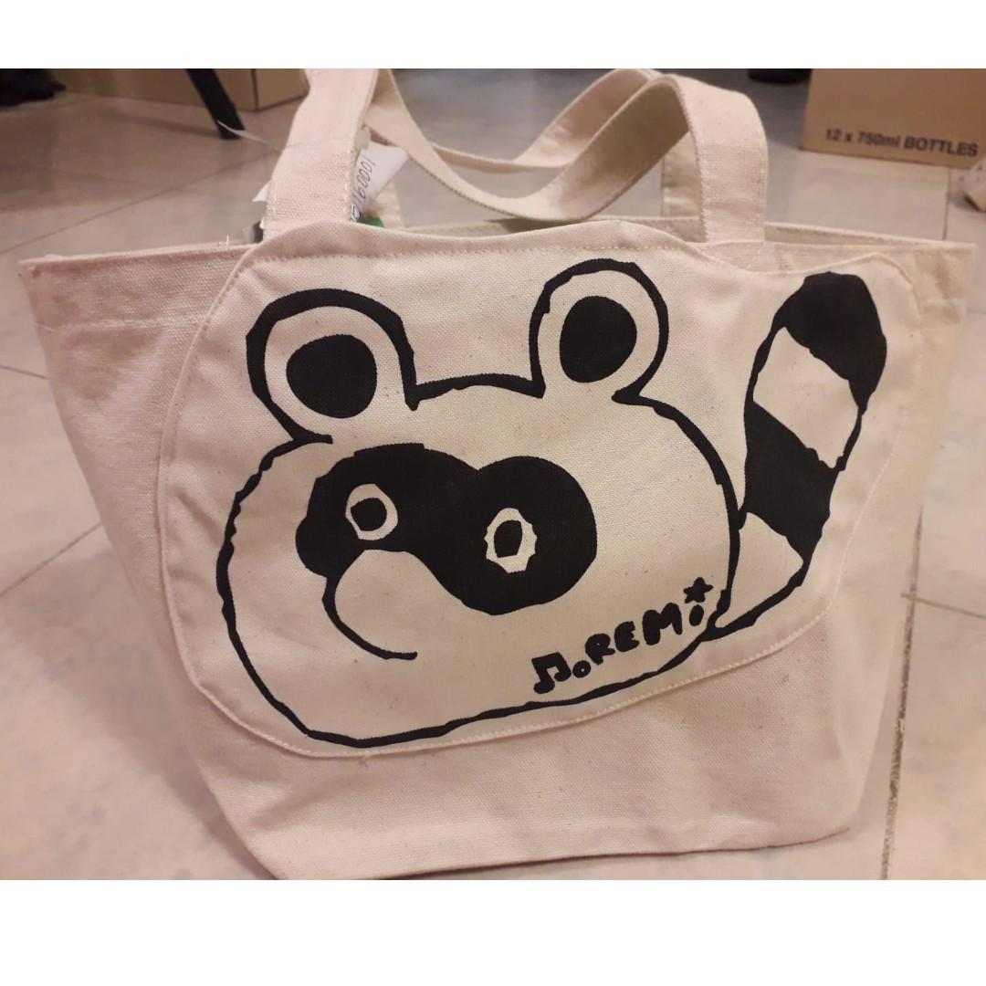 日牌 Doremi 日本製 Made in Japan Handbag 手挽袋 $120 包郵