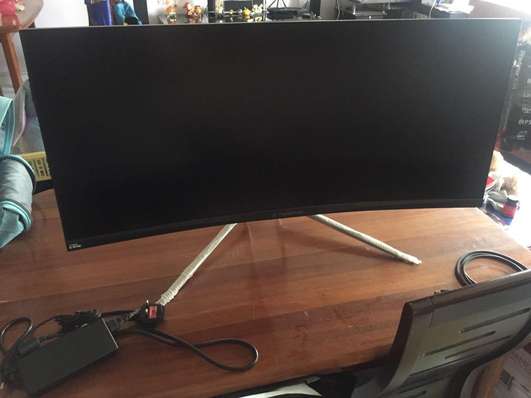Acer predator x34p 120hz