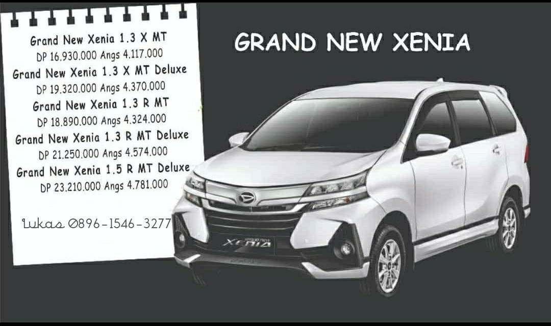 All New Daihatsu